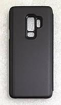 "Чехол книжка ""CLEAR VIEW ..."" для Samsung Galaxy S9 Plus (G965) black, фото 3"