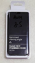 "Чохол книжка ""CLEAR VIEW..."" для Samsung Galaxy S9 Plus (G965) black, фото 2"