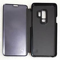 "Чохол книжка ""CLEAR VIEW..."" для Samsung Galaxy S9 Plus (G965) black, фото 3"