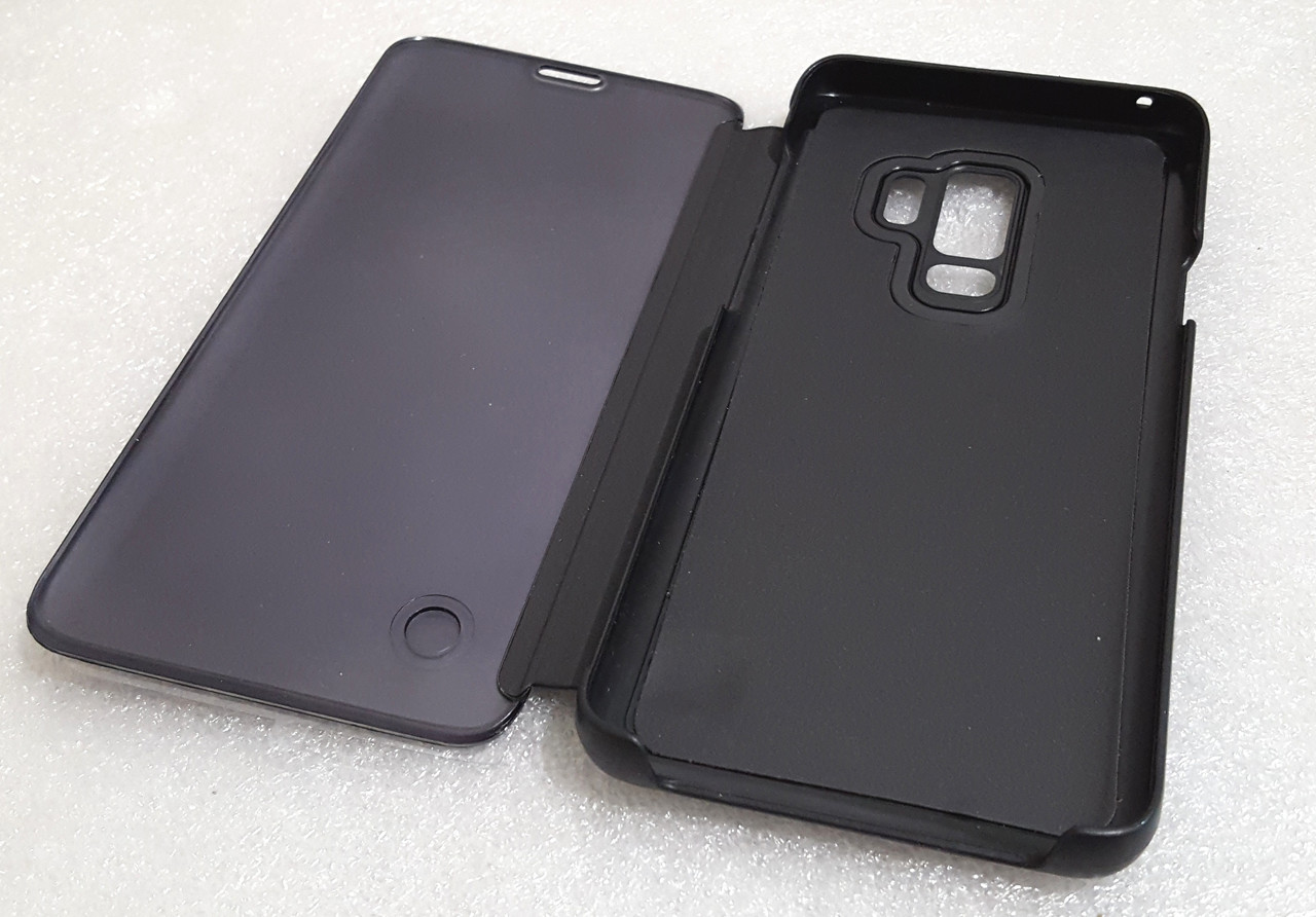 "Чохол книжка ""CLEAR VIEW..."" для Samsung Galaxy S9 Plus (G965) black"
