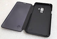 "Чохол книжка ""CLEAR VIEW..."" для Samsung GalaxyS9 Plus(G965) black"