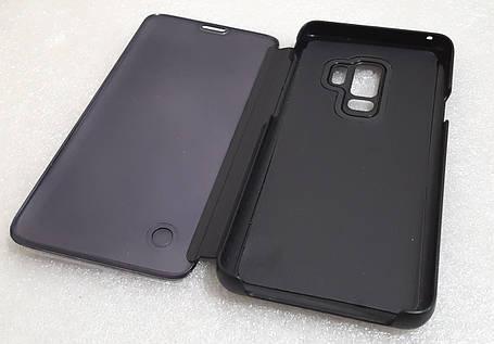 "Чехол книжка ""CLEAR VIEW ..."" для Samsung Galaxy S9 Plus (G965) black, фото 2"