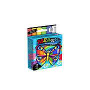 Мел Danko Toys для рисования на асфальте 6 цветов (02-03U)