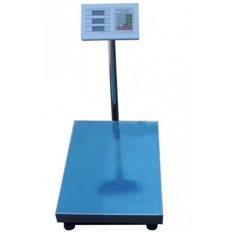 Весы торговые электронные A-PLUS 1658 до 300 кг (50x40 см), фото 2