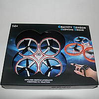 Квадрокоптер Dowellin Gravity. Летающий дрон. Управление жестами.