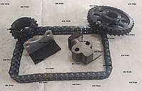 Комплект ГРМ двигателя TOYOTA 4Y двухрядная (135217600371) 13521-76003-71