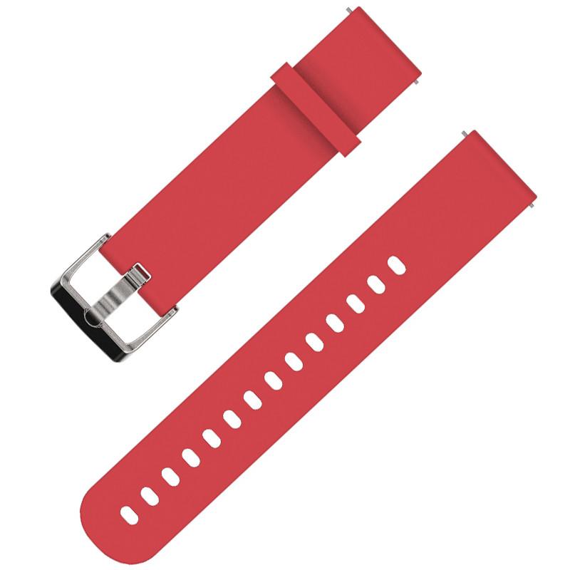 Ремешок BeWatch Standard для Xiaomi Amazfit BIP Красный (1010403)