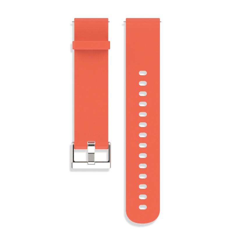 Ремешок BeWatch Standard для Samsung Galaxy Watch Active Оранжевый (1010407.2)