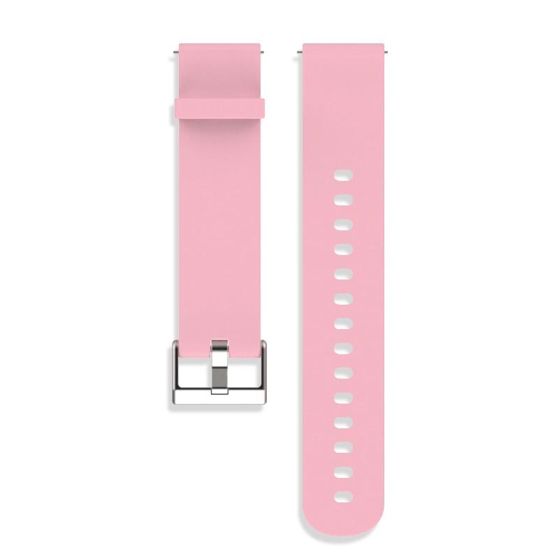 Ремешок BeWatch Standard для Samsung Galaxy Watch Active Розовый (1010411.2)