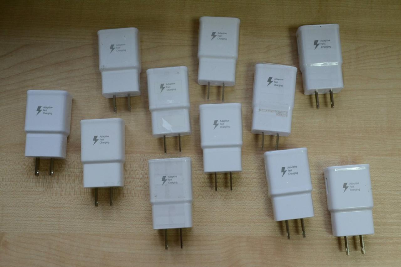 ОригинальноеЗарядное Устройство Samsung Adaptive Fast Charging EP-TA20JWE 9V-1.67A/5V-2A
