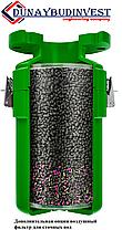 КНС с монолитного высокопрочного железобетона 2 отделения влажное (приеное) и сухое (машинное) 500-1000 м3/ч, фото 3