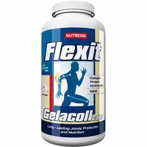 Для суставов и связок Flexit Gelacoll Caps (360 капс.) Nutrend