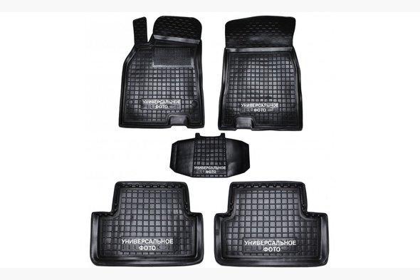 Гумові килимки з бортом (Autogumm) Honda Civic Sedan X (2016↗)