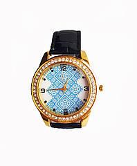 Часы кварцевые Вышиванка 2132 Черный, КОД: 111974