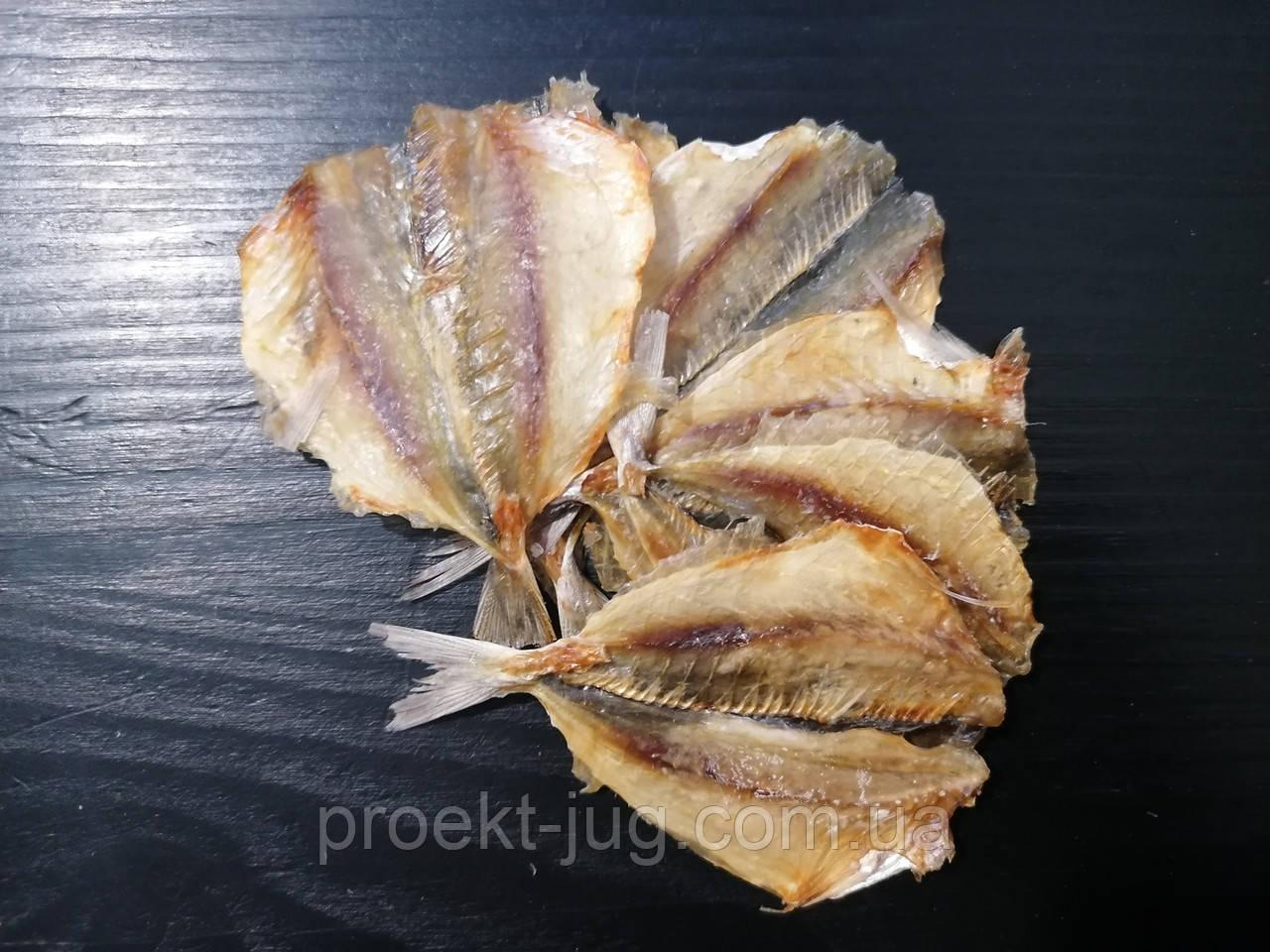 Желтый Полосатик солено- сушеная рыбка  - закуска к пиву (рыбные снеки) 1 кг