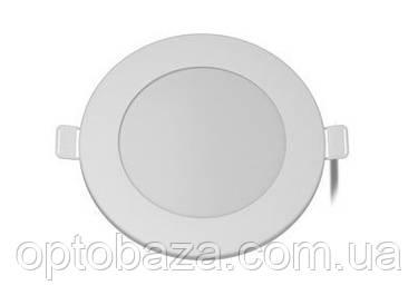 LED светильник врезной круглый Vestum 6W 4000K 220V