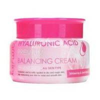 Балансирующий крем с гиалуроновой кислотой Farm Stay Hyaluronic Acid Premium Balancing Cream, 100 мл, фото 1