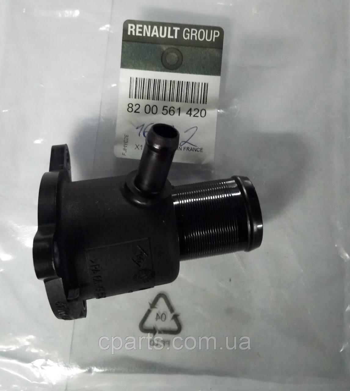 Корпус термостата Renault Sandero (оригинал)
