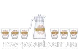 Набор для напитков Luminarc Neo Kone Hello Summer 7 предметов P5537