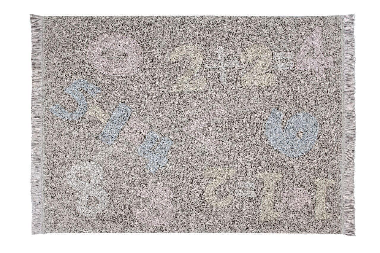 Ковер Lorena Canals Baby Numbers 120 x 160 cm