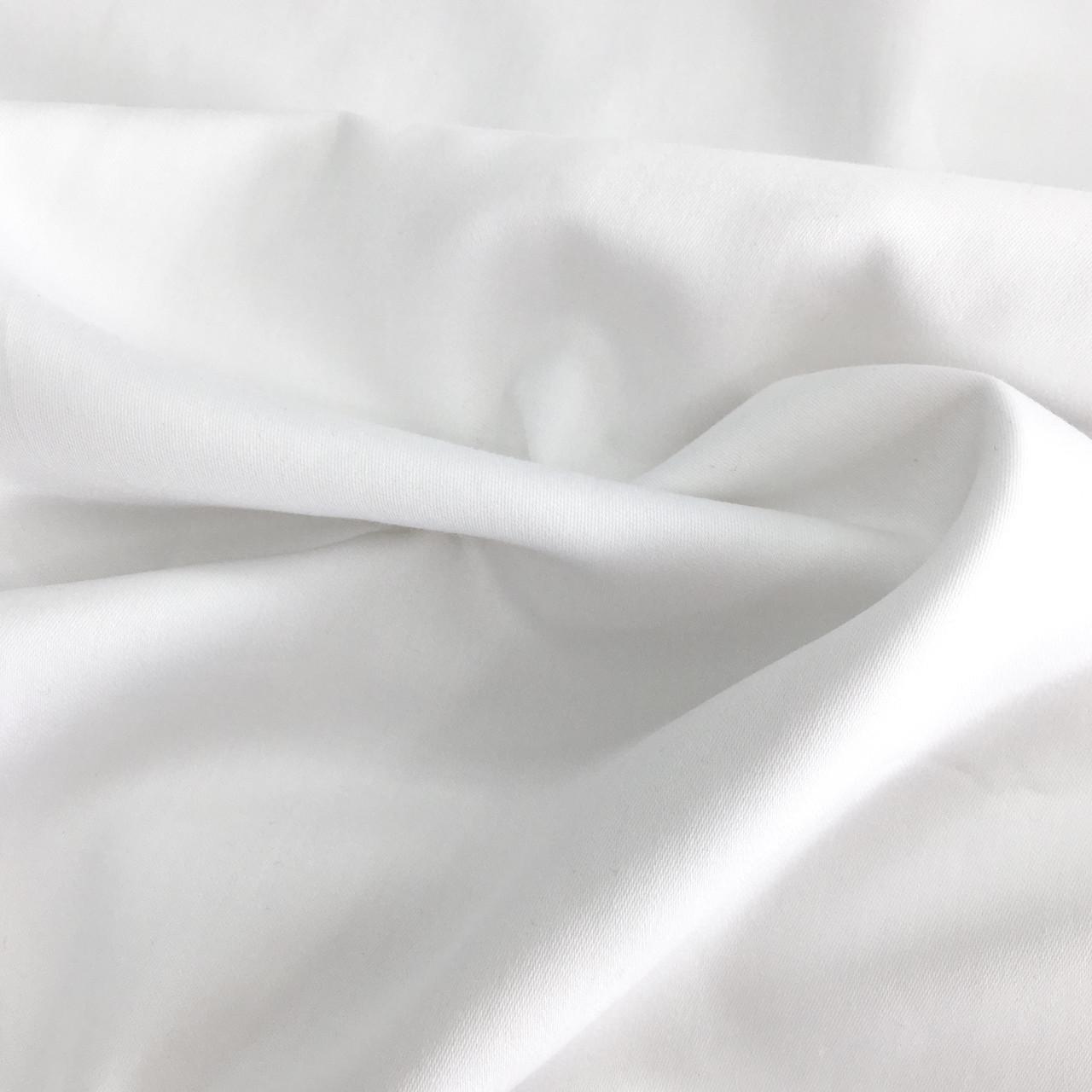 Сатин белый 240 см