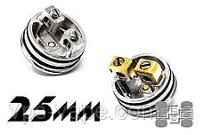 Strife RDA (Damascus) (25mm / 28mm) by Cloud Chasers Inc (CCI), фото 2