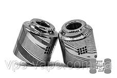Strife RDA (Damascus) (25mm / 28mm) by Cloud Chasers Inc (CCI), фото 3