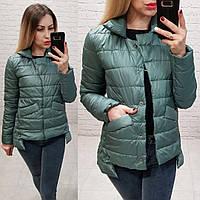 Куртка демисезонная стильная, фото 1