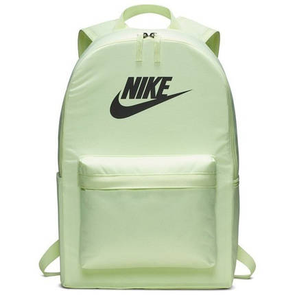Рюкзак Nike Heritage Backpack 2.0 BA5879-701 Салатовый (193145973404), фото 2