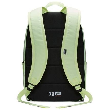 Рюкзак Nike Heritage Backpack 2.0 BA5879-701 Салатовый (193145973404), фото 2