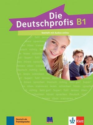 Die Deutschprofis B1 Testheft mit Audios online