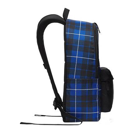Рюкзак Nike Hernitage Backpack 2.0 AOP BA5880-011 Синий (193145973428), фото 2