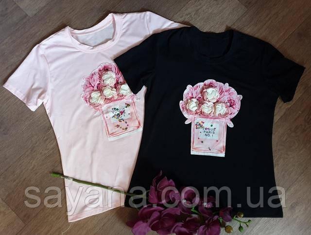 женская футболка опт