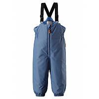 Зимние детские мембранные брюки Reimatec Matias, серо-голубые, 86 р.