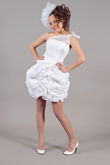 5565e7d432c Недорогое свадебное платье