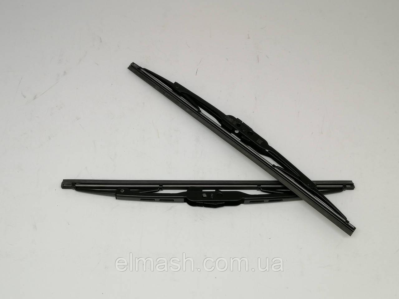 Щетка стеклоочистителя серия DOLPHIN ВАЗ 2101-07 330 мм в коробке комплект 2шт. FB13 (пр-во FINWHALE)