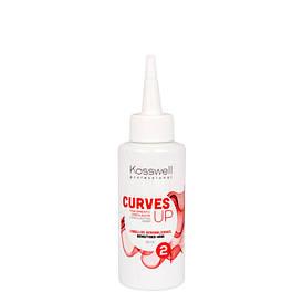 Средство для долговременной укладки Kosswell Professional Curves Up 2, 80 мл