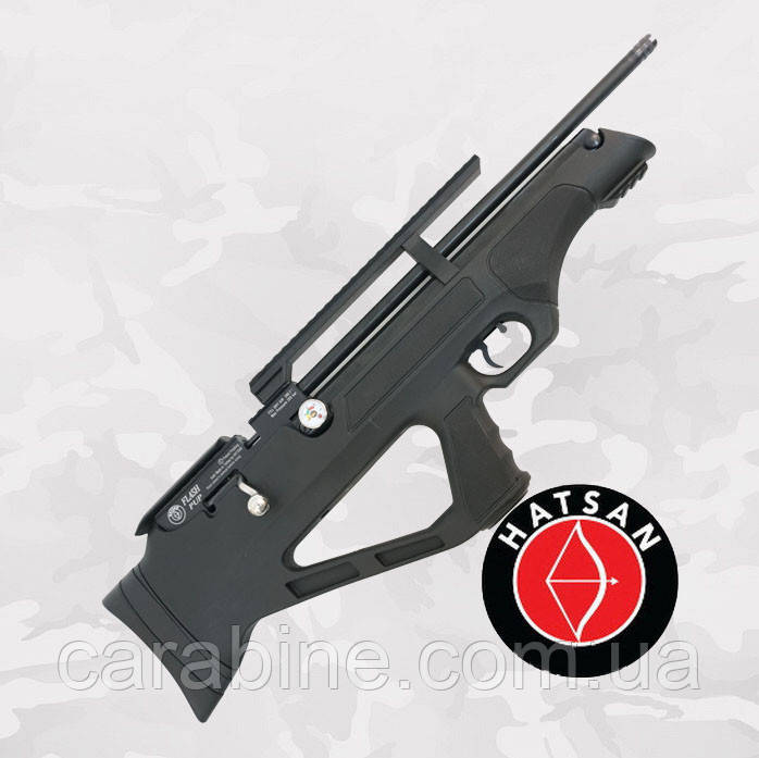 Hatsan Flashpup S bullpup, PCP пневматическая винтовка