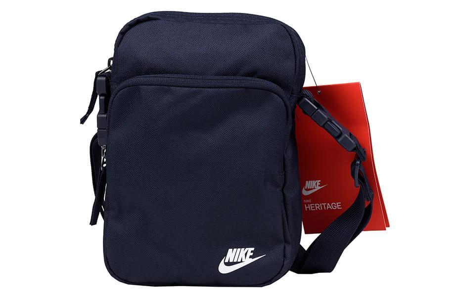 Сумка Nike Heritage Smit 2.0 BA5898-451 Темно-синий (193145973558)