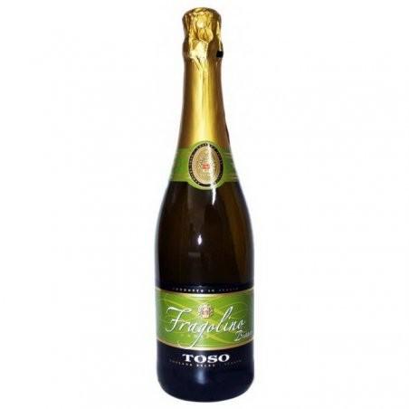 Напиток на основе Вина Fragolino Bianco Toso 0.75л. Италия