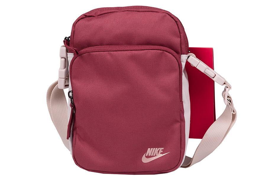 Сумка Nike Heritage Smit 2.0 BA5898-661 Красный (193145973572)