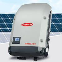 Инвертор сетевой для солнечных панелей  Fronius ECO 27.0-3-S