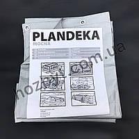 Тент PLANDEKA 5х8м, 100г./м2, (тарпаулиновый)