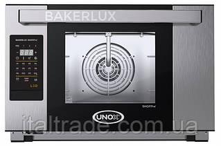 Печь пароконвекционная Unox XEFT-03HS-ELDV