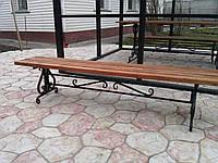 Скамейка  лира 2 м.