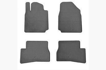 Резиновые коврики (4 шт, Stingray Premium) Nissan Almera 2000-2006 гг.
