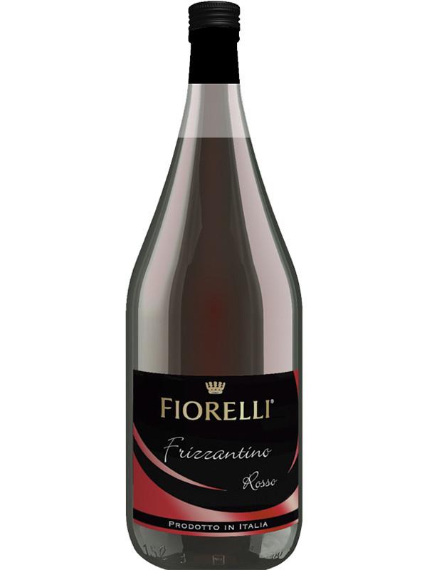 Вино красное игристое Fiorelli Frizzantino Rosso 1.5 л Италия