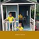 Домик из дерева для детей, фото 5
