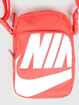 Сумка Nike Heritage Sit 20 Gfx BA6344-671 Красный (193145975644), фото 2