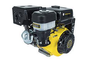 Двигун бензиновий Кентавр ДВЗ-390БЕ (13 к. с., шпонка, вал 25мм, електростарт), фото 2